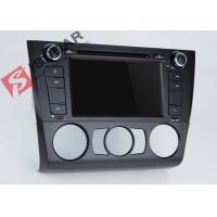 Bluetooth 3G USB BMW DVD GPS Navigation In Dash Cd Dvd Player 256Mb RAM