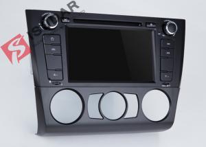 China Bluetooth 3G USB BMW DVD GPS Navigation In Dash Cd Dvd Player 256Mb RAM on sale