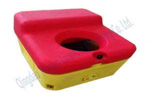 China Antifreezing Plastic Water Trough 1 Holes Design Animal Water Trough on sale