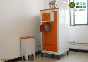 China Full Automatic Natural Gas / Oi Steam Boiler Water Tube Vertical 150KG on sale