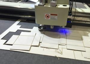 China Corrugated Paper Die Cutting Machine , Digital Flexo Professional Paper Cutter on sale