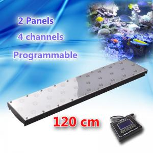 China 120cm/ 48 / 4ft Reef Programmable LED Aquarium Light on sale