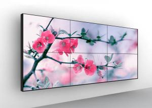 China 55 inch adversiting display LCD video wall Innolux lcd display video wall anti - glare DDW-LW550HN11 on sale