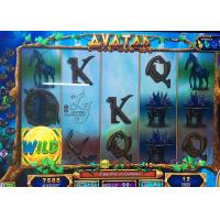 Interesting Video Slot Machines Avatar Super Jackpot Party Game W600*D500*H1800mm