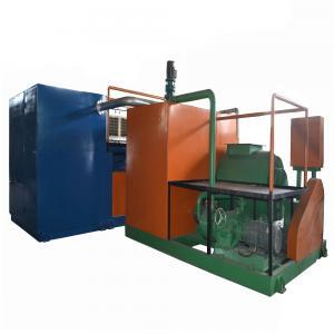China 2000pcs/h Big Capacity Egg Carton Making Machine , Auto Egg Tray Production Line on sale