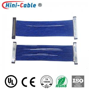 China Minuteness Coaxial HD Screen Connection 14Pin PC Case Cable on sale