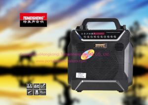 China Caja de altavoz plástica recargable/gabinetes del portavoz plásticos on sale