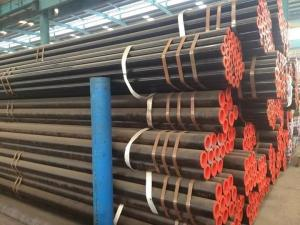China Round Alloy Steel Seamless Pipes A519-4130/A519-4140/API 5CT L80/API 5CT P110/API 5CT Q125 on sale