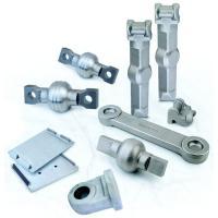 Customized Aluminum Automotive Parts , 2D / 3D Drawing Metal Machined Parts