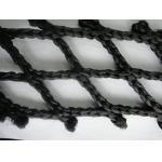 マルチフィラメントの Knotless HDPE の装飾的な漁網の網サイズ 100mm に 700mm