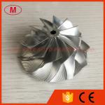 GT15-25 11+0 blades 51.00/70.00mm high performance turbo Turbocharger Billet/milling/aluminum 2024 compressor wheel