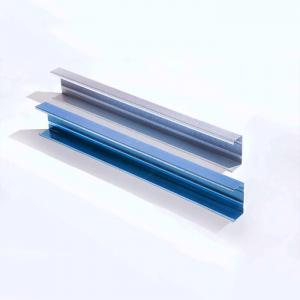 China Solar Energy System Cold Bending Galvanized C Channel on sale