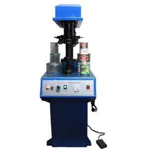 China DGT41A Electric Capping machine Jar Sealing machine Electrical Can Sealing Machine on sale