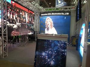China High quality full color indoor led concert screens P8 on sale