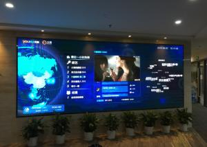 China Indoor Fixed Installation LED Display Front Service P2.5 For Advertising on sale