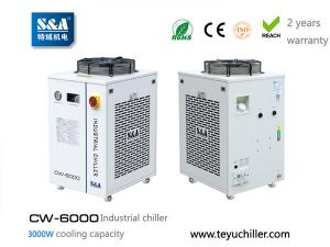 China S&A recirculating water chiller CW-6000 AC220/110V, 50/60Hz on sale