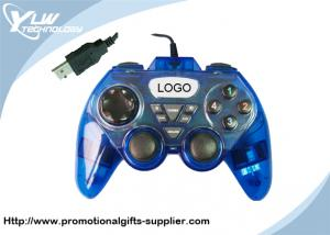 China Green wired USB Game Controllers gamepad for PS2 gaming on PC on sale