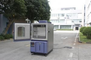 China Digital Screen Environmental Test Chamber with Large Observation Window on sale