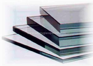 China Curve Coated 10mm Clear Float Glass Low Iron For Coffee Table / Restaurant on sale
