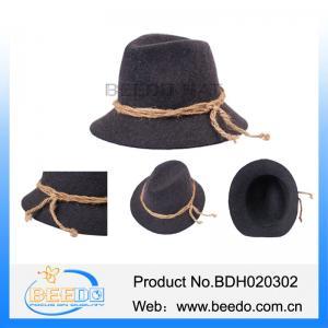 ... Quality wholesale men wool felt hat Germany mountain hat for sale 0e287f30072