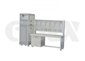 China High Stability Electrical Power Calibrator , Energy Meter Test Bench System on sale