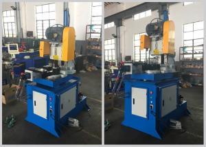 China Semi Automatic Ss Pipe Cutting Machine , Pipe Cutting Saw Machine Easy Operation on sale