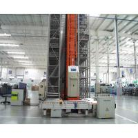 Free Standing ASRS Racking System / Intelligent Intensive Storage System 20M High