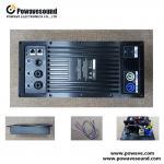 DP-1205, Bi - AMP amplifier plate built in DSP, 500W + 800W active speaker amplifier module
