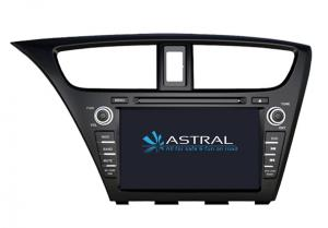 China iPod 2014 Civic Hatch Back HONDA Navigation System In Dash Car DVD Player GPS Tracker on sale