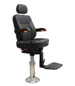 China Marine Leather Captain Pilot Chair High Cost Performance Marine Captain Pilot Chair on sale