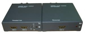 China HDMI extender over coax  on sale