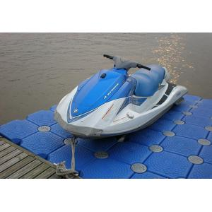 Quality HDPE pontoon for Law Enforcement Mobile Jetties for sale