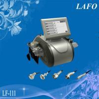 China 6 IN 1 Professional Vacuum RF Ultrasonic Cavitation Beauty Machine on sale