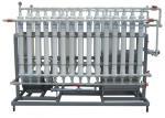 De la fibra máquina hueco del tratamiento del agua potable del sistema de la filtración ultra para la maquinaria del agua mineral