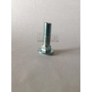China 5/16-18 x 3-1/2 Zinc Finish ASTM A307 Grade 8 Round Head special Carriage bolt on sale