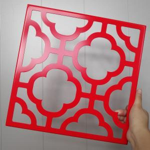 China Stone Cladding Texture PVDF Aluminium Cladding PanelsBased On 1100 H24 Aluminum Sheet on sale
