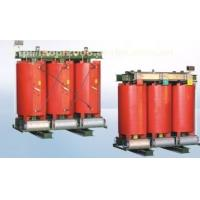 Copper Foil Material Dry Type Power Transformer Natural Cold Type Three Phases