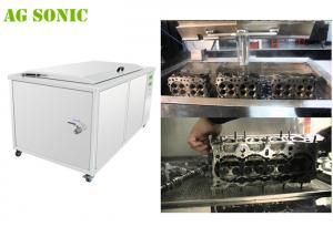 China Turbos Ultrasonic Cleaning Machine for Turbocharger Heat Exchange Gearbox 28khz on sale