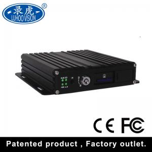 China Sunta Cheap HD 4Channel Mobile DVR For Vehicles Bus Taxi Truck With 3G 4G GPS on sale
