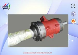 China Slurry Pump Rubber Centrifugal Pump Impeller By Bearing Assembly / Shaft Sleeve on sale