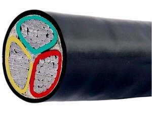China Copper /Aluminum conductor PVC Insulated Power Cable on sale