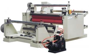 China High Speed Automatic Film Slitting Machine , Laminate Slitter Rewinders on sale