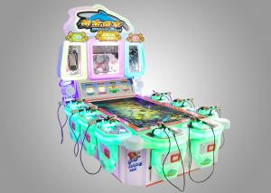 China Joyful Design Entertainment Fish Shooting Game Machine With Multi Games on sale