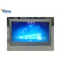 China Coffee Shop Use Digital Advertising Display Screens Blue Tooth 4 . 0 on sale