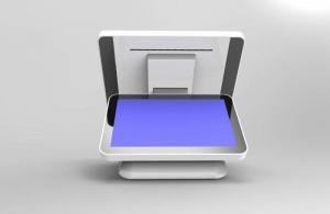 China Android System Tablet Touch Screen POS , Mobile POS Terminal CE / FCC supplier