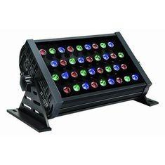 China 36PCS *3W high brightness LED Stage Wash Lighting Fixtures with 7Channel on sale