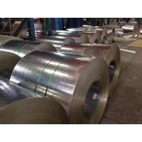 China Hot Dipped Galvanized Steel Coil with Beautiful Spangles 0.65 mm x 1912 mm on sale