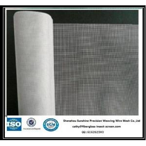 Rede de mosquito da tela/fibra de vidro da janela da fibra de vidro/fibra de vidro que pesca a fábrica de China