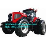 China YTO - LF2204 Model 4 Wheel Drive Tractors , Farm Tractor 162KW Operating Weight 8600kgs wholesale