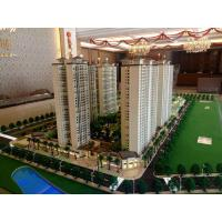 3d maquette scale architectural , real estate building model from China